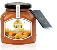 Подсолнечниковый мёд, 500г